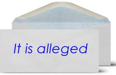 Workplace Investigation Allegation Letters - The format of ...