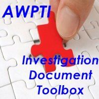Workplace Investigation Document Toolbox