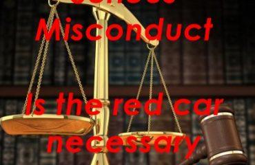 Misconduct Investigation