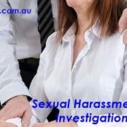 Sexual Harassment Investigation