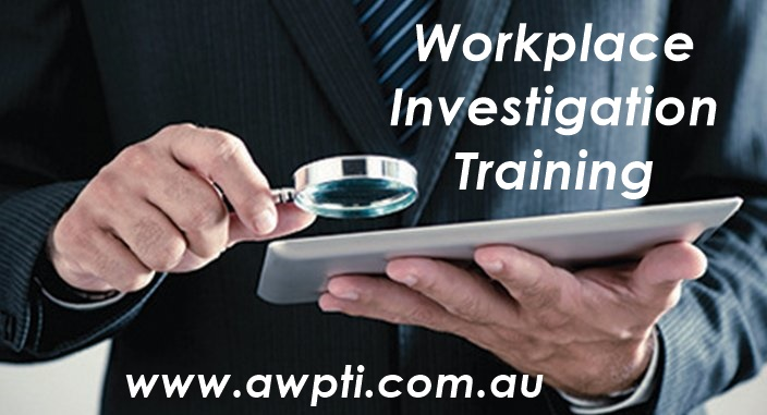 Conducting Workplace Investigations