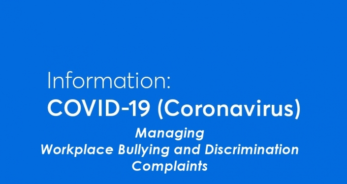 COVID 19 Workplace Bullying