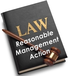 Reasonable Management Action Training