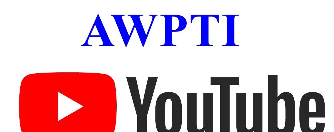 AWPTI YouTube