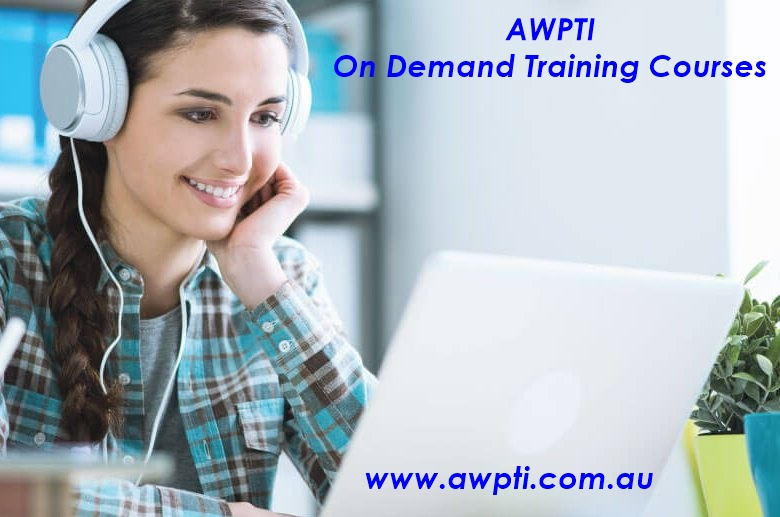 On Demand Training Courses